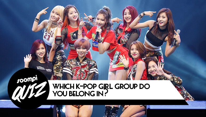 QUIZ: Which K-Pop Girl Group Do You Belong In?