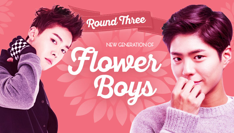 Tournament: New Generation of Flower Boys Round Three