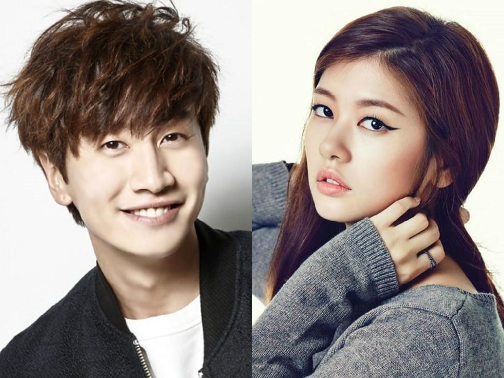 lee kwang soo jung so min
