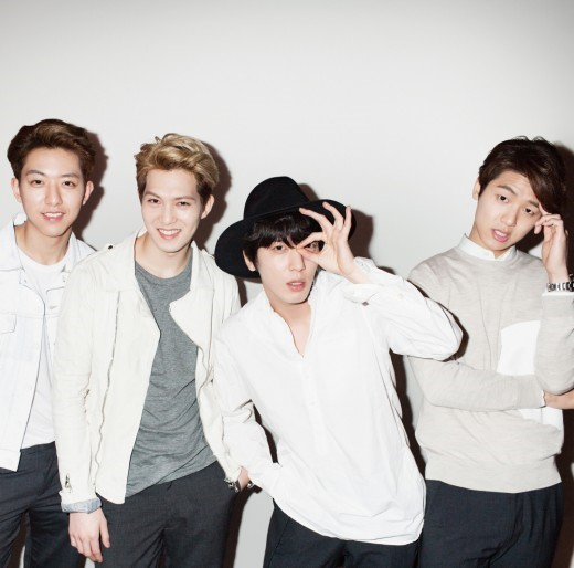CNBLUE Confirms April Comeback and Reveals Details