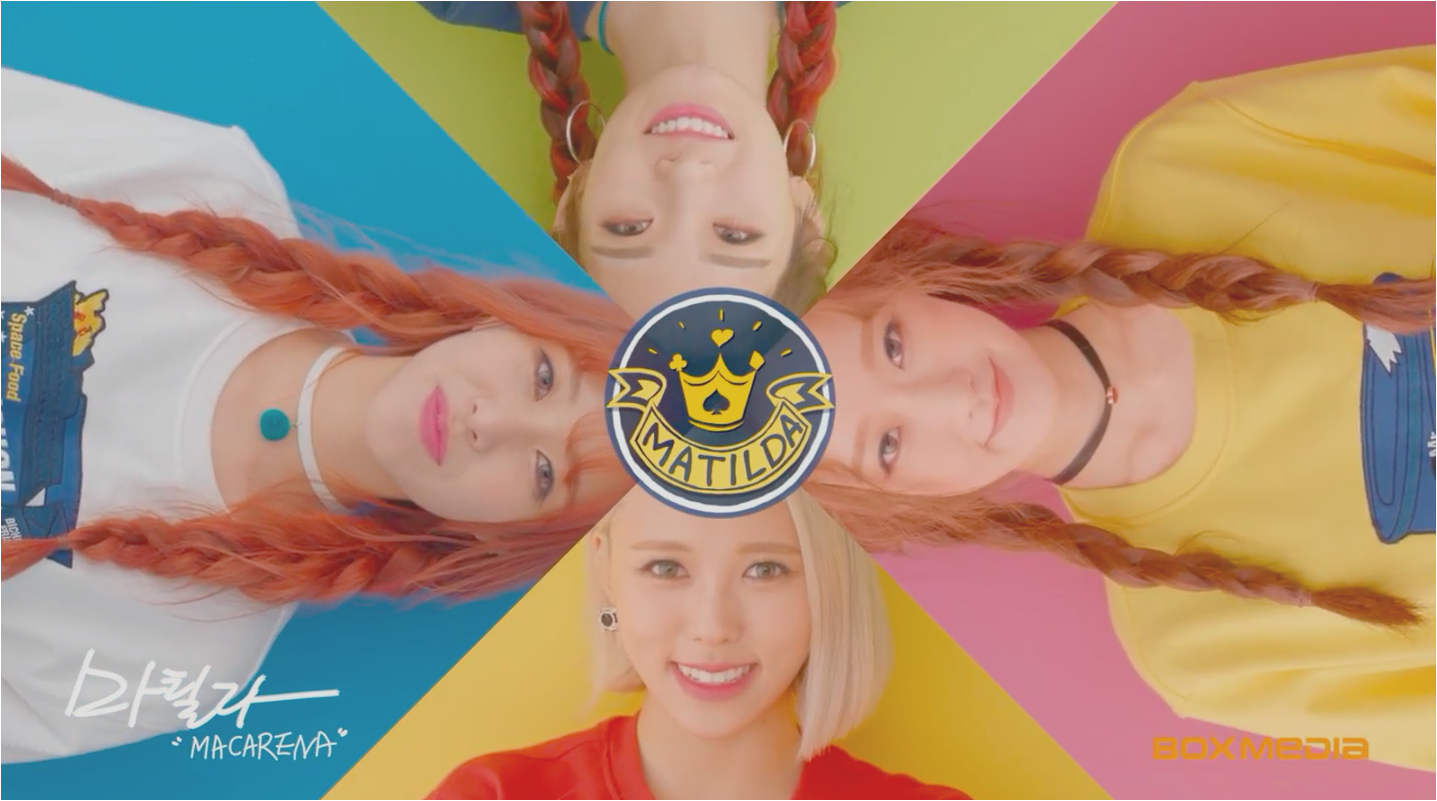 "Watch: New Girl Group Matilda Makes Their Debut With ""Macarena"""