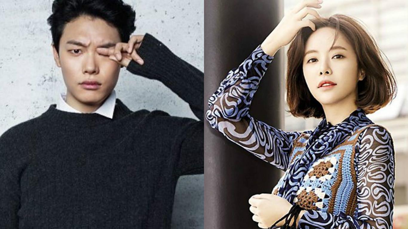 "Ryu Jun Yeol Set to Star Alongside Hwang Jung Eum in ""Lucky Romance"""