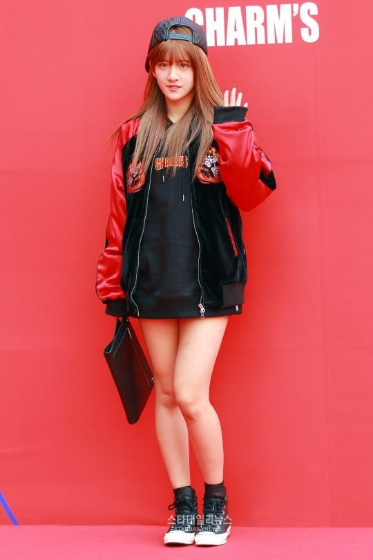 K Pop Stars Gather At 2016 F W Seoul Fashion Week In The