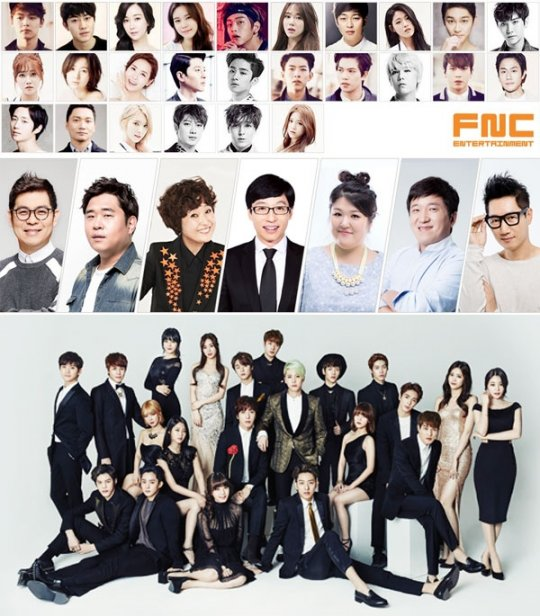 FNC Entertainment Sues More Than 30 Netizens for Malicious Comments