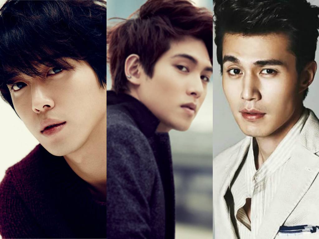 CNBLUE's Jung Yong Hwa, Lee Jong Hyun, and Actor Lee Dong