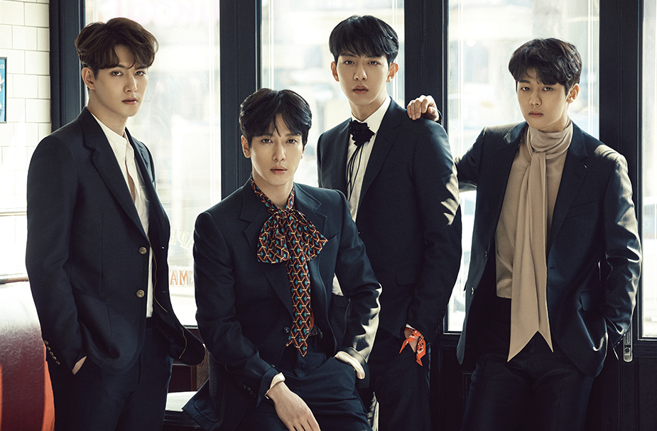 CNBLUE Reveals Plans To Make Comeback Soon