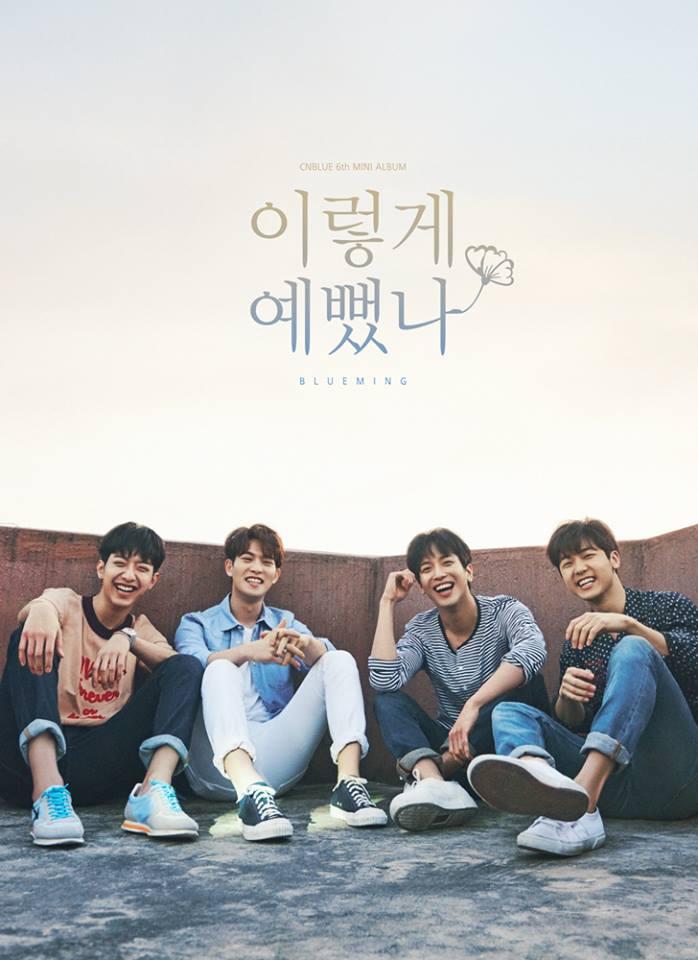 "Update: CNBLUE Drops ""Blueming"" Album Highlight Medley"