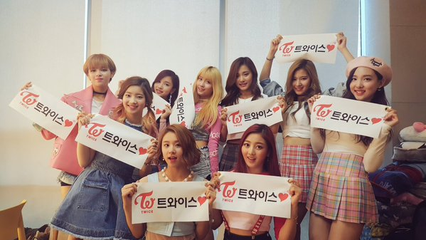 TWICE Reportedly Preparing to Stage Spring Comeback