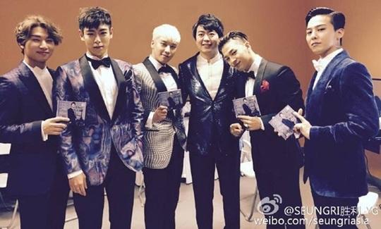 Watch: BIGBANG and iKON Win Big and Perform at 2016 QQ Music Awards
