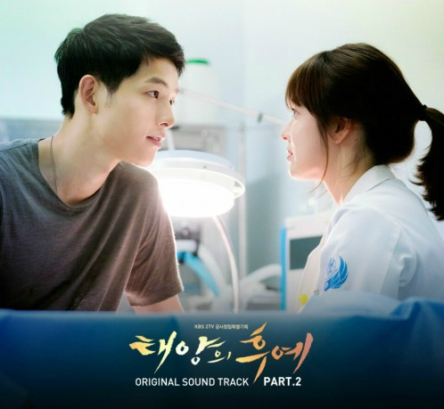 """Four Tracks from the """"Descendants of the Sun"""" OST Have Been Re-Recorded"""