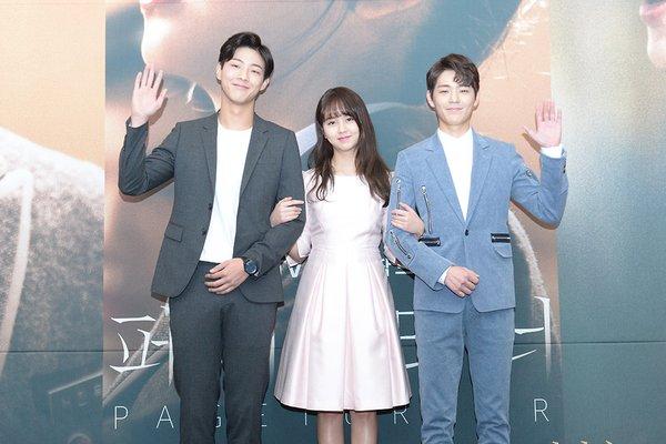 "Actor Ji Soo Runs Away From Protecting Kim So Hyun in ""Page Turner""?"
