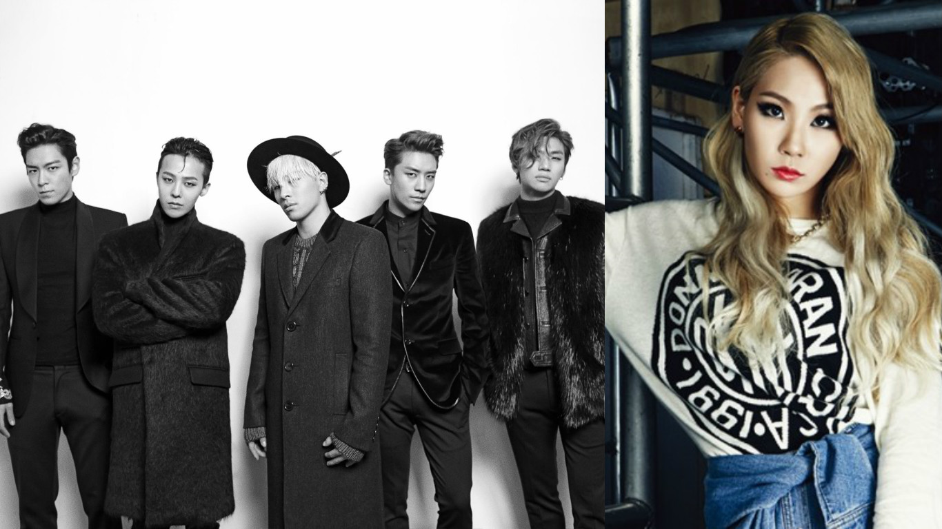 "BIGBANG and CL Are Candidates for TIME's ""Most Influential People in the World in 2016"""