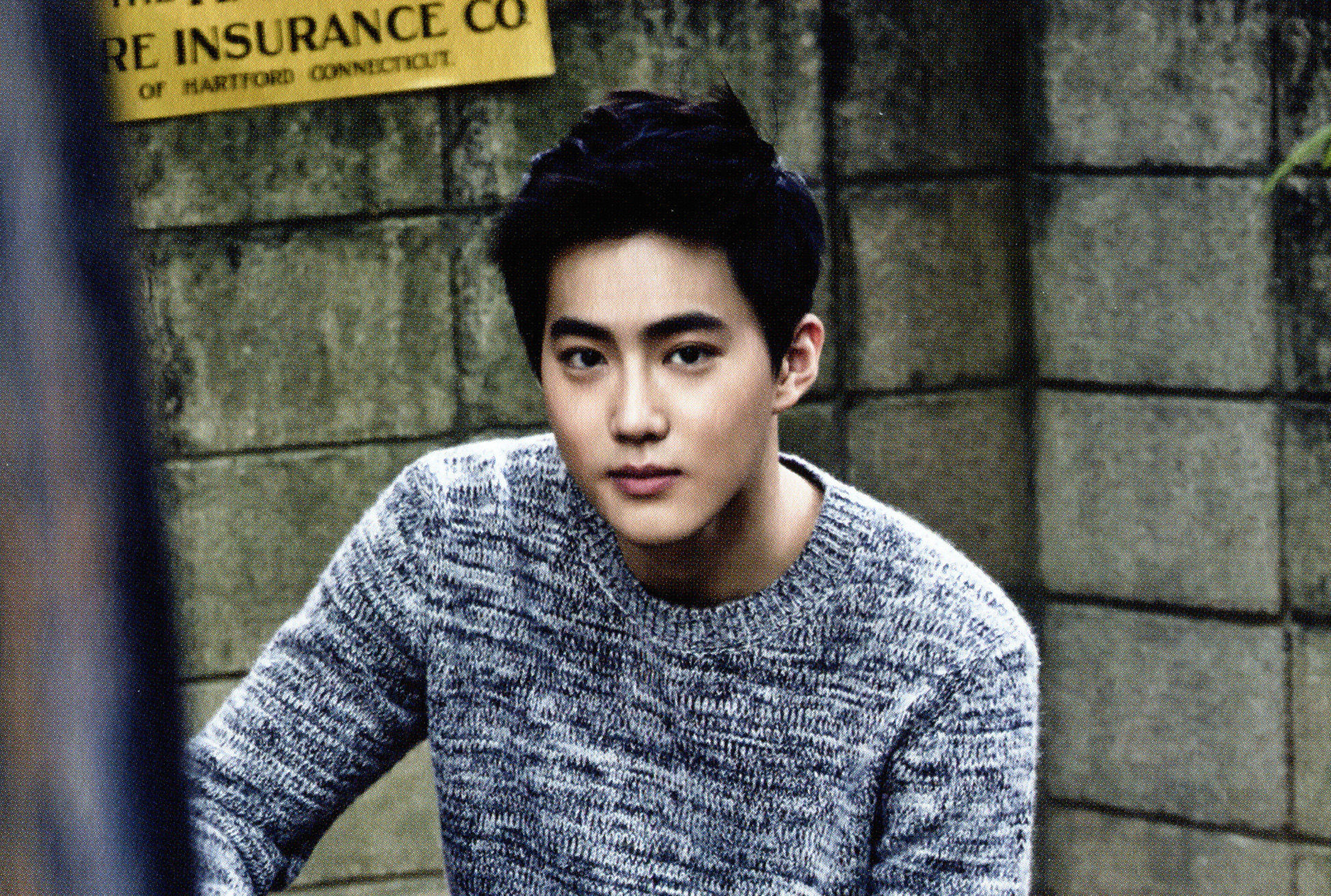 EXO's Suho Shares Why He Thinks There Are No Rumors About Him
