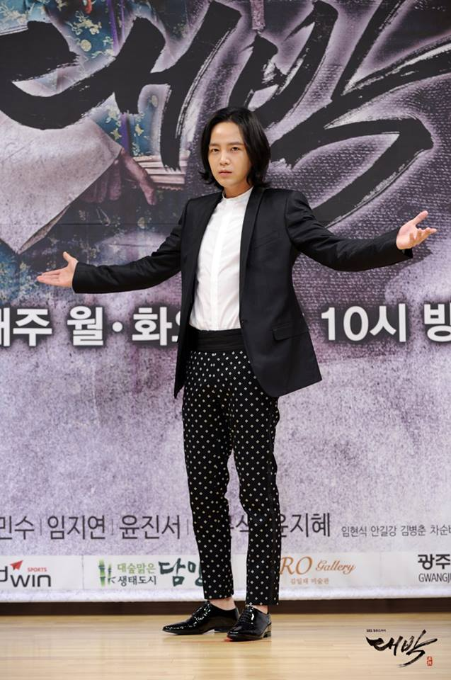 "Jang Geun Suk Determined to Change His Flower Boy Image Through ""Jackpot"""