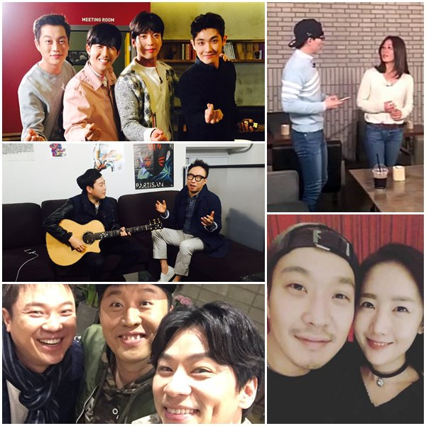 "Jung Yong Hwa, Byul, Yoon Doo Joon, and More to Become Wedding Singers With ""Infinite Challenge"" Cast"