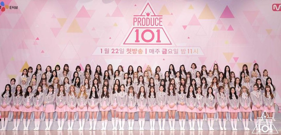 """Produce 101"" Girl Group to Debut in May With Undecided Song"