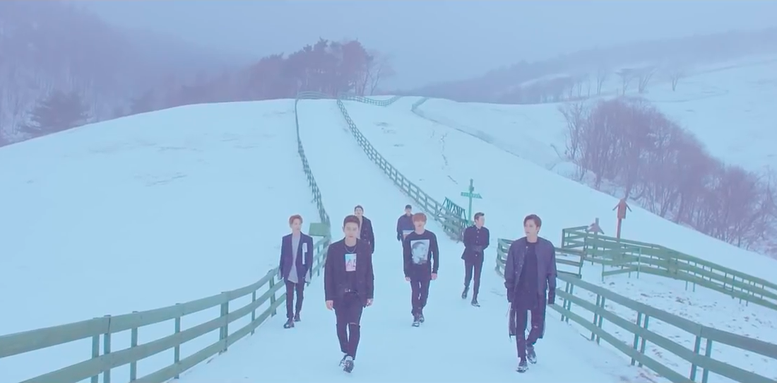 "Block B Drops Teaser for ""A Few Years Later"" MV"