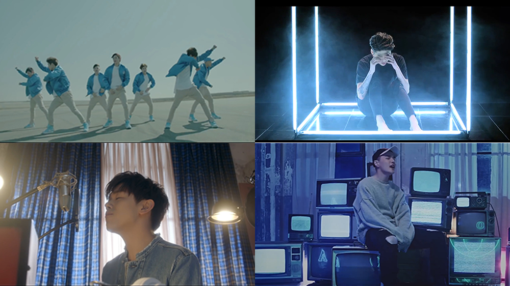 This Week in K-Pop MV Releases: GOT7, Amber, Eric Nam, and More – March Week 4