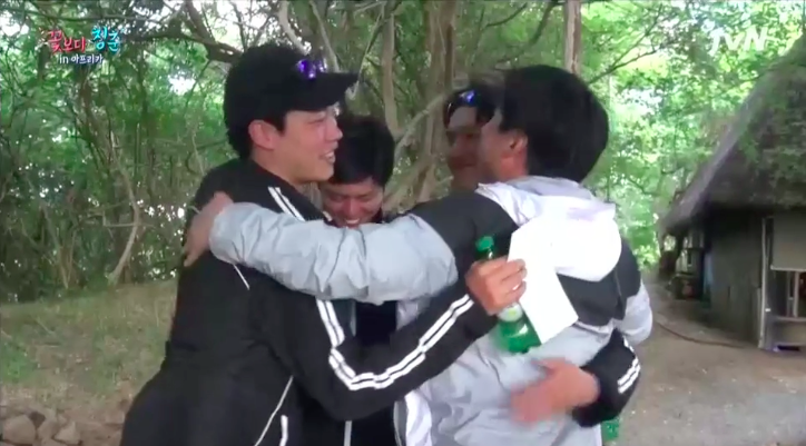 """""""Youth Over Flowers"""" Cast Ends Trip in Namibia and Wraps Up Era of """"Reply 1988"""""""