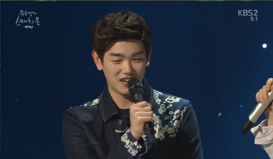 Watch: Eric Nam Shares Lessons Learned From Reporting