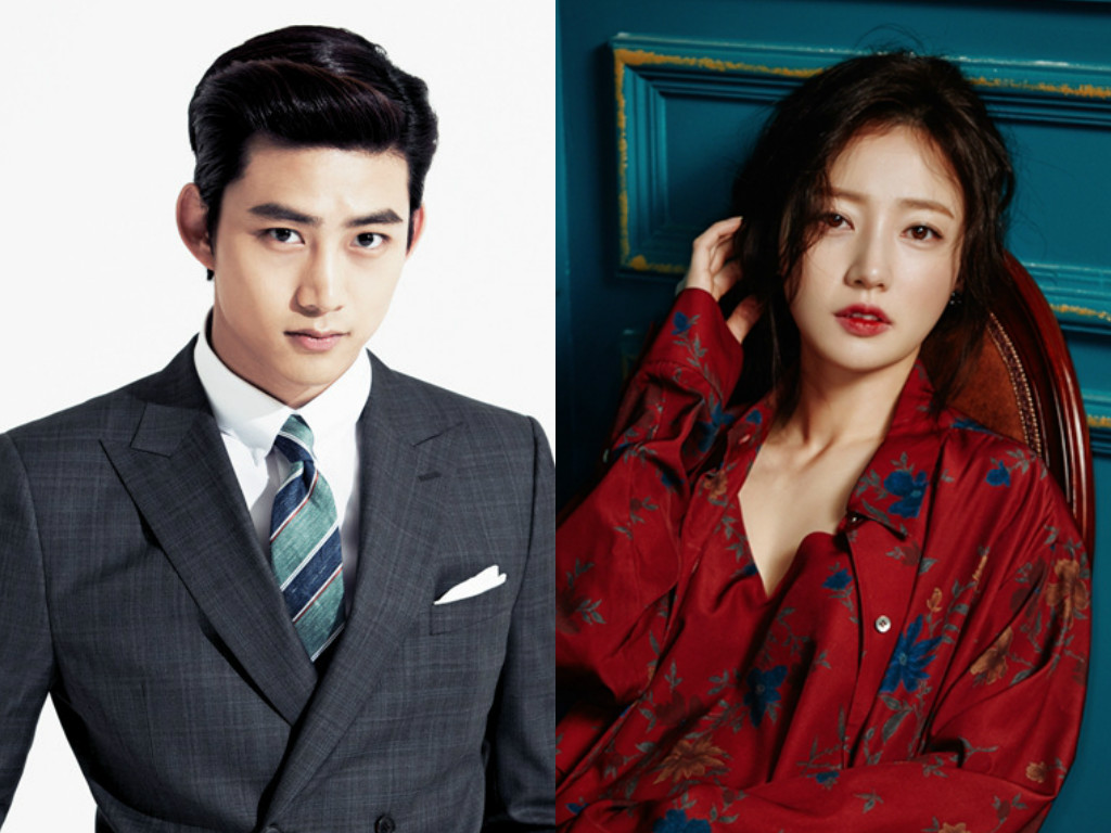 2PM's Taecyeon and Song Ha Yoon to Star in JYP-Produced Web Drama