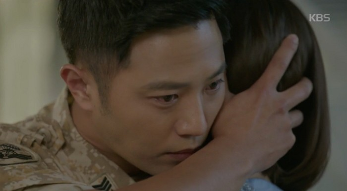 Jin Goo Answers If He Ever Feels Competitive Against the Song-Song Couple