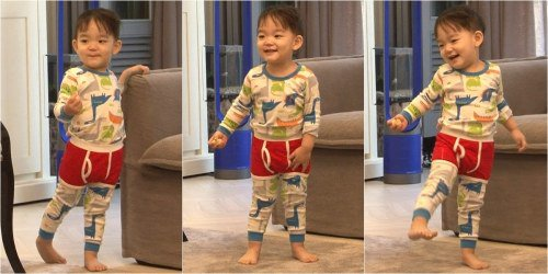 "Da Eul Loves His Superman-Inspired Look on ""The Return of Superman"""
