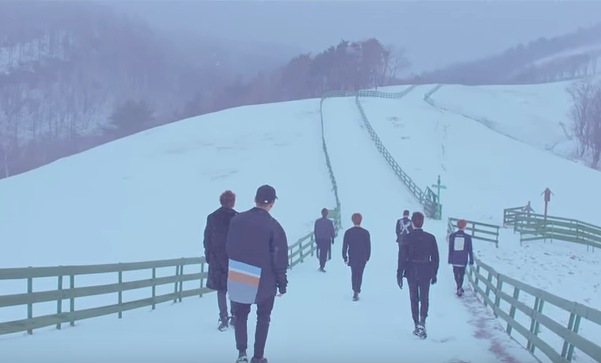 """Watch: Block B Tries to Get Over a Breakup in """"A Few Years Later"""" MV"""