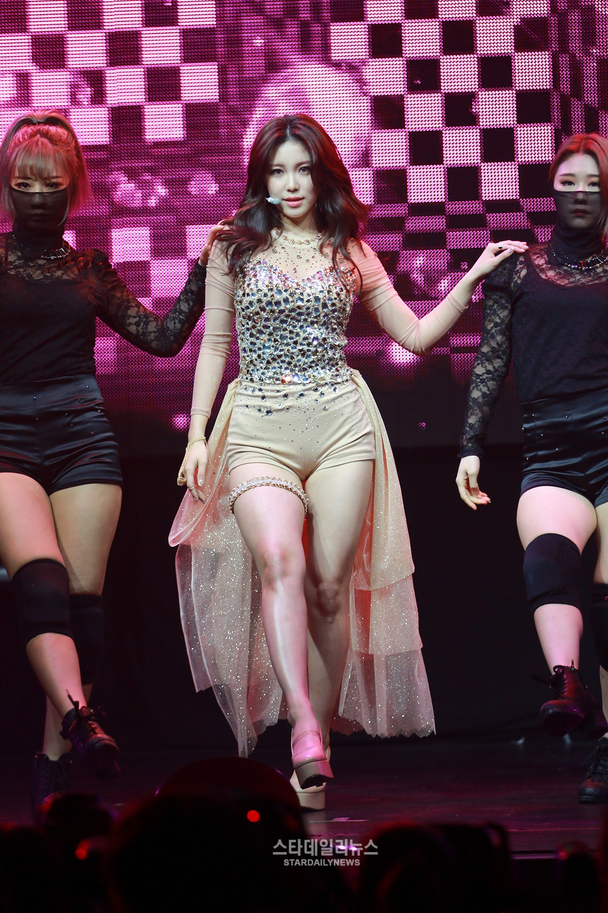 Secret's Hyosung Wants Attention Paid to Her Music, Not Just Her Body
