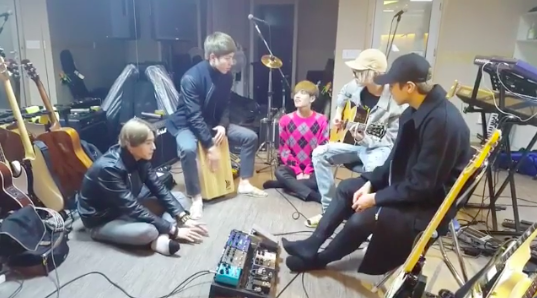 DAY6 Shares Short but Sweet Performance Clips of Upcoming Album Tracks