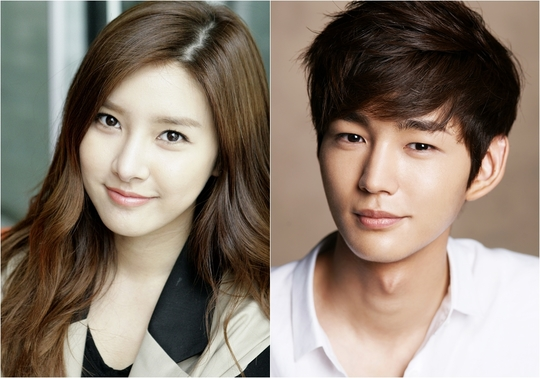 "Lee Won Geun and Kim So Eun Cast in Web Drama ""Pounding Spike 2"""