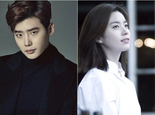 Lee Jong Suk and Han Hyo Joo Team Up for Drama Comeback
