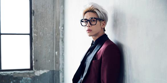 SHINee's Jonghyun Confirmed For Solo Studio Album Comeback in May