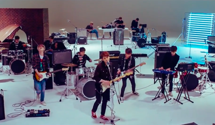 "DAY6 Is ""Letting Go"" and Rocking Out in Comeback MV"
