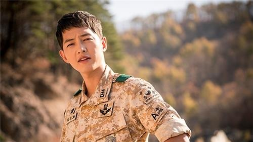 "Song Joong Ki to Become the First Celebrity to Ever Feature on KBS ""News9"""