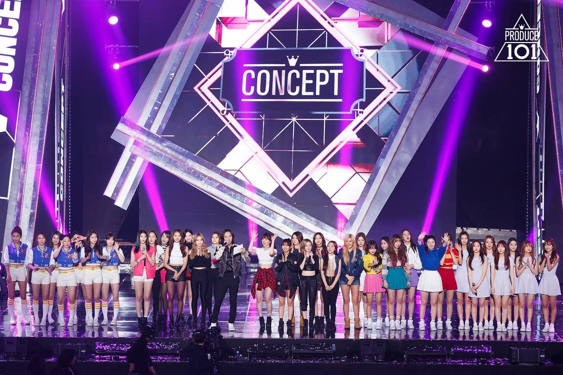 """""""Produce 101"""" Spin-Off Revealed to Be in the Works"""