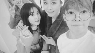 Sandara Park Ok Joo Hyun Akdong Musician