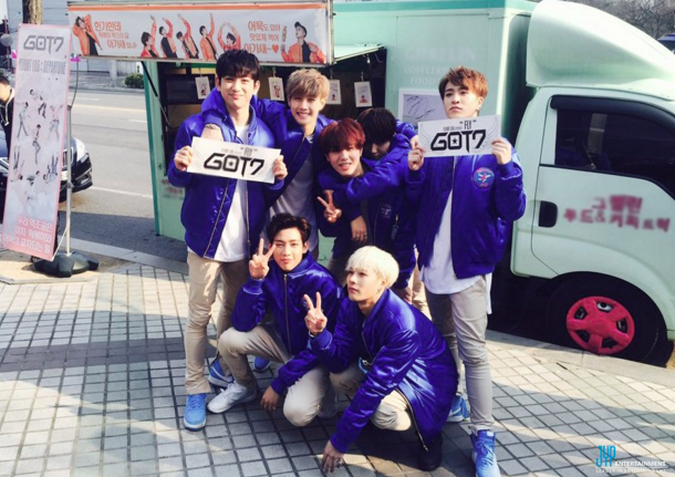 "GOT7's ""Fly"" MV Surpasses 7 Million Views in Just 10 Days"