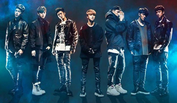 iKON Proves to Be Power Rookies on Oricon Chart