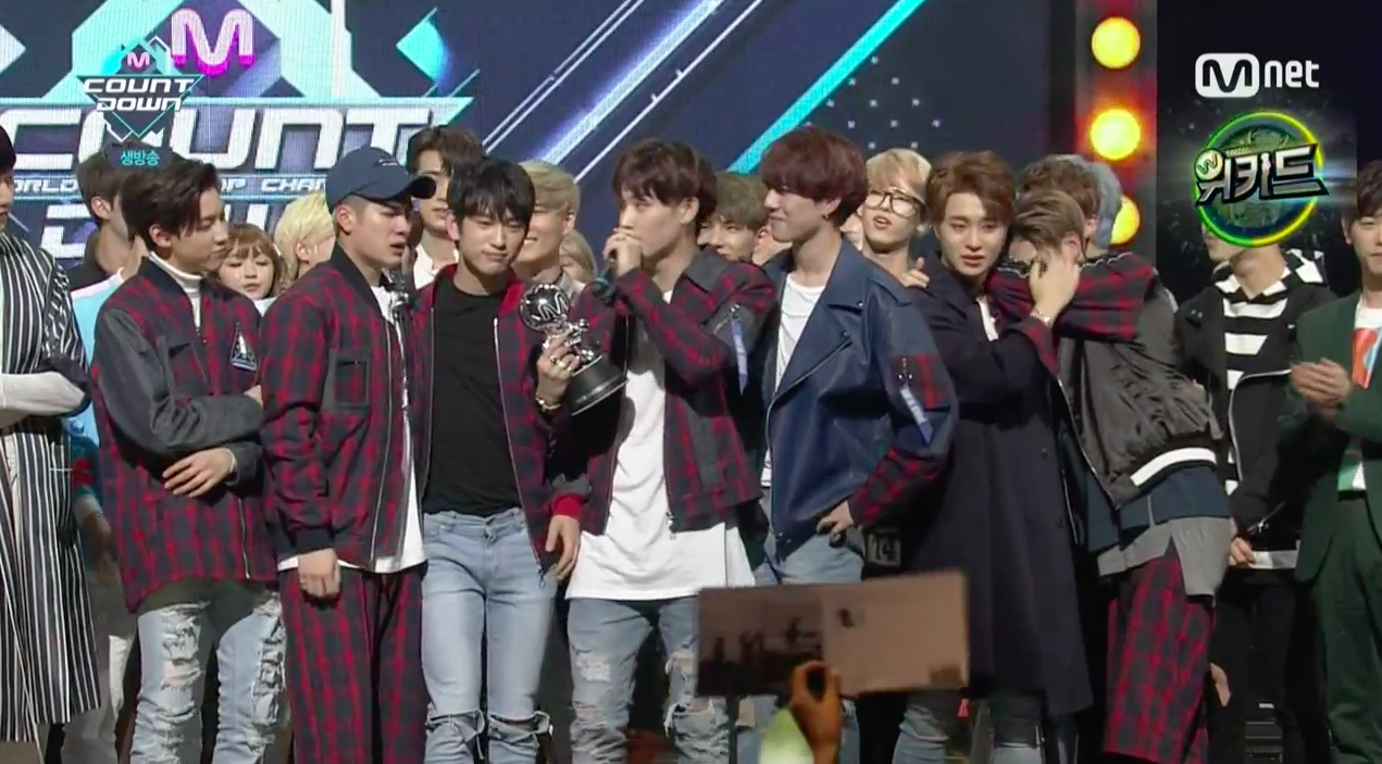 "GOT7 Grabs 2nd Win for ""Fly"" on ""M!Countdown,"" Performances by DAY6, Hyosung, MAMAMOO, and More"