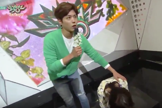 Watch: Red Velvet's Irene Plays an April Fools' Prank on Park Bo Gum