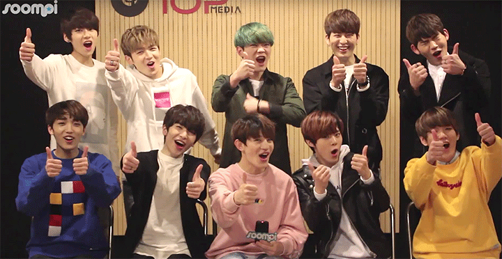 Interview: UP10TION Talks Swapping Bodies, Bieber-sunbaenim, and Closest Friends