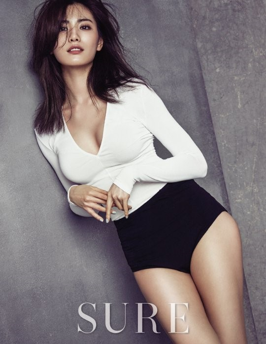 Nana Shares Her Secrets for a Toned Body With SURE Magazine