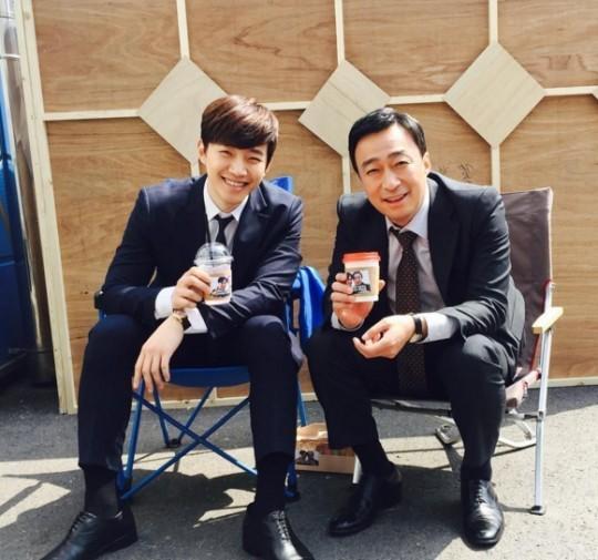 Lee Junho Lee Sung Min