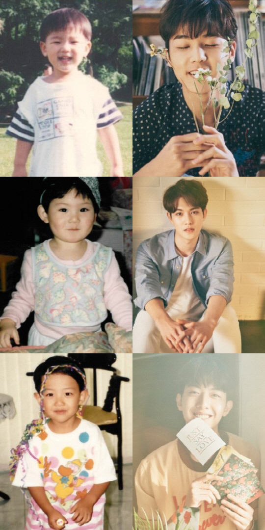 cnblue baby pics