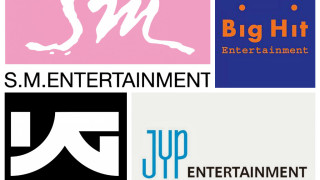 SM Big Hit YG JYP