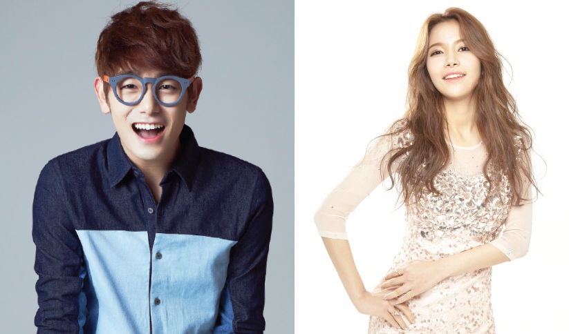 """Eric Nam and MAMAMOO's Solar Spotted Filming First Date as Newest Couple on """"We Got Married"""""""