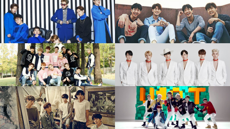 Boy Groups Bloom in April: Which Comeback Has You Ready to Empty Your Wallet?