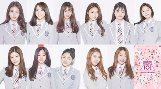 I.O.I Members Vote on Which Member Will Be Leader