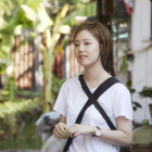 "Moon Chae Won Explains Why Her Voice Suddenly Changes on ""Goodbye Mr. Black"""